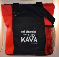 Alex Kava   Fun Tote 2013