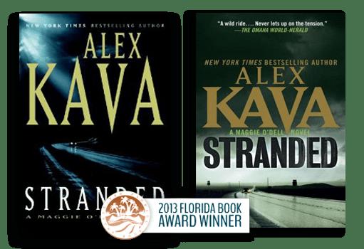 Florida Book Award Winner 2013  Alex Kava   Stranded