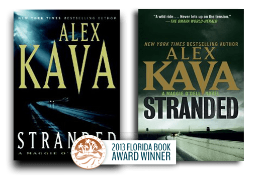 Florida Book Award Winner 2013| Alex Kava | Stranded