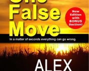 One False Move 2017 Reprint | Alex Kava