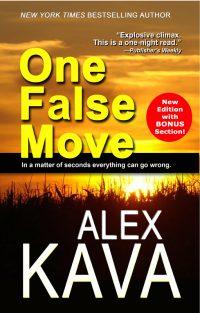 One False Move 2017 Reprint | Alex Kava