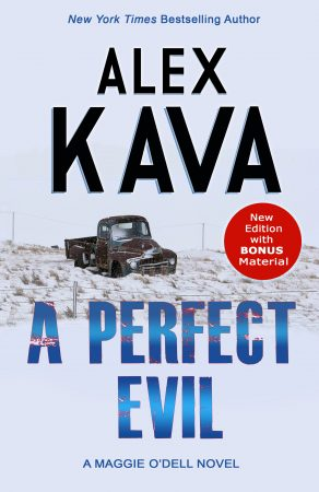 A Perfect Evil | Alex Kava | Reprint 2017