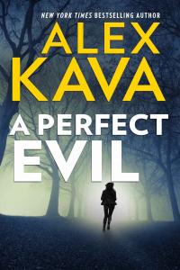 Book 1 Digital 2019 reprint | A Perfect Evil | Alex Kava