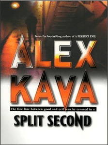 Split Second | Alex Kava | Book 2 in the Maggie O'Dell series