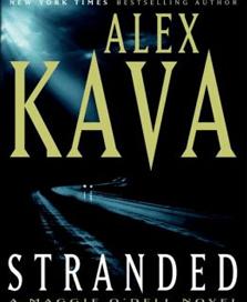 Stranded | ALEX KAVA | Book 10 in the Maggie O'Dell Series | Award Winner