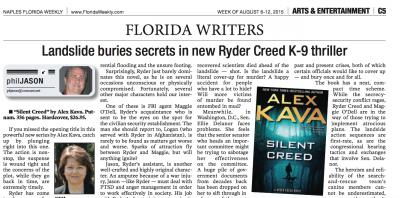 Florida Weekly Reviews SILENT CREED
