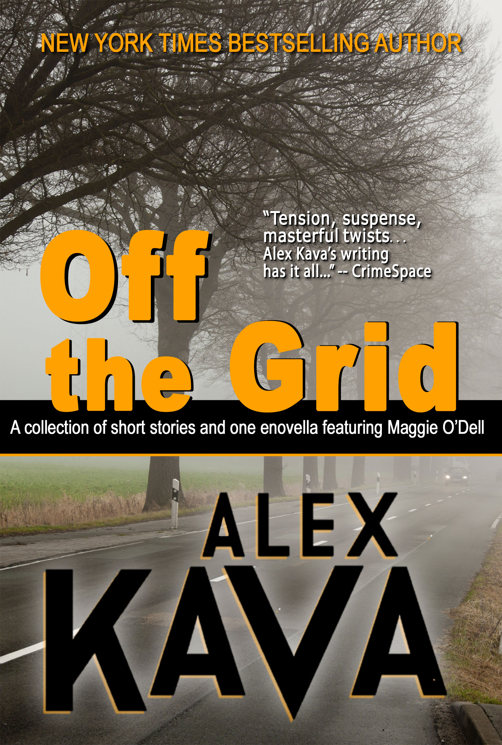 Off the Grid | Maggie O'Dell | Alex Kava