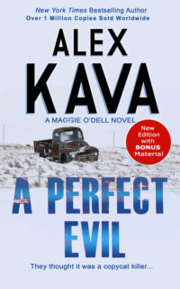 A PERFECT EVIL 2016 | Alex Kava | REPRINT