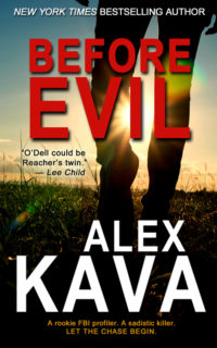 BEFORE EVIL | Alex Kava | Prequel 2017