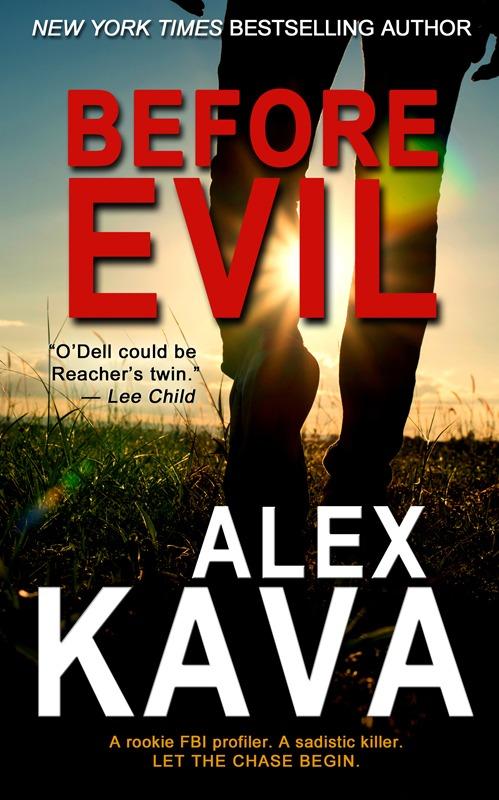 BEFORE EVIL | Alex Kava | Prequel 2017