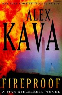 FIREPROOF | Alex Kava | Maggie O'Dell