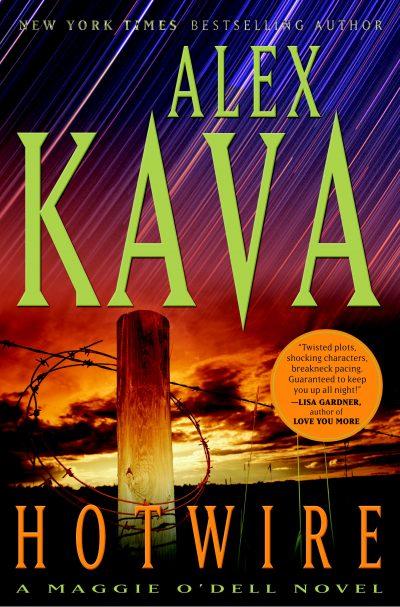 HOTWIRE | Alex Kava | Maggie O'Dell