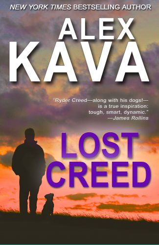 LOST CREED | Book 4 Ryder Creed series | Alex Kava