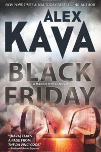 Black Friday | Alex Kava | Maggie O'Dell