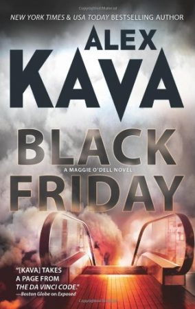 Black Friday | Alex Kava | Maggie O'Dell