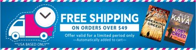 FREE SHIPPING | Alex Kava Novels