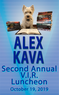 Alex Kava's 2019 V.I.R. Luncheon