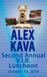 Alex Kava's 2019 V.I.R. Luncheon