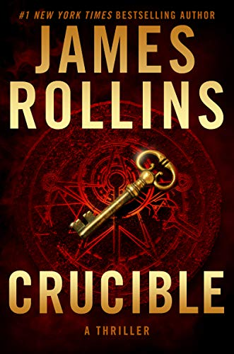 Alex Kava recommends James Rollins