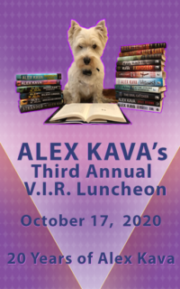 2020 Alex Kava VIR Luncheon