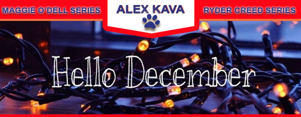 November 2019 Alex Kava VIR Club eBlast