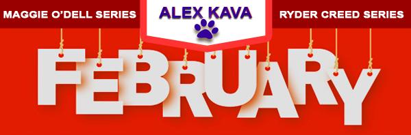 February 2020 Alex Kava VIR Club eBlast