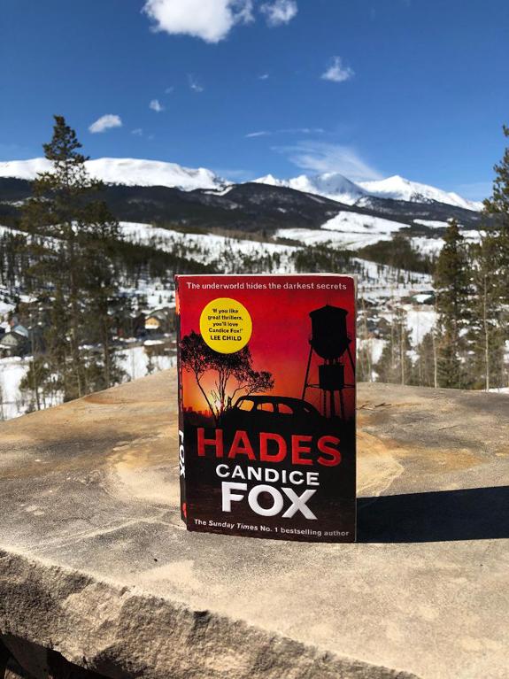 Alex Kava recommends Candace Fox
