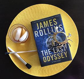 Alex Kava recommends James Rollins
