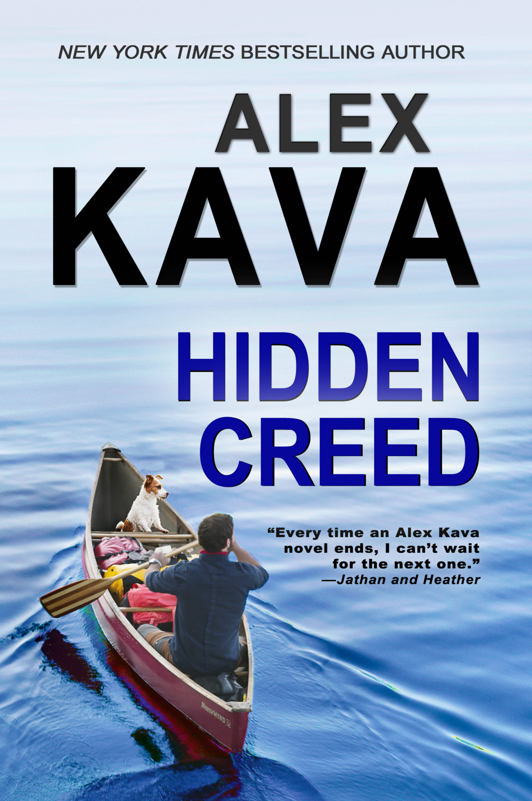 Hidden Creed: Book 6 Ryder Creed K-9 Mystery series | Alex Kava