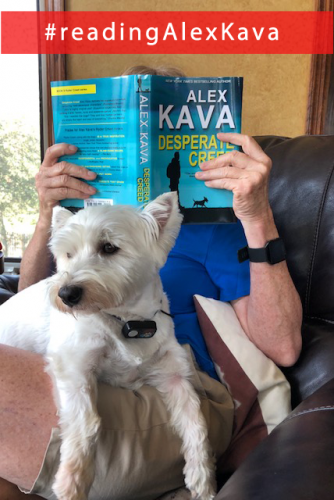 #ReadingAlexKava Contest 2019